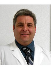 Oral and Maxillofacial surgery. DDS from UANL 2006. He has Hospitalary training from Hospital Adolfo Lopez Mateos in 2011. He is highly trained in dental implants and advanced dental implantology. - Oral Surgeon at Peña Reyna Dental Care