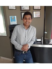 Mr Gonzalo Aleman - Practice Manager at Stetic Implant and Dental Centers