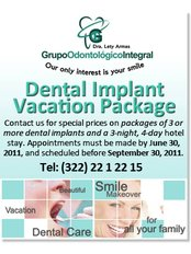 Dental Implants - Dental Office Puerto Vallarta