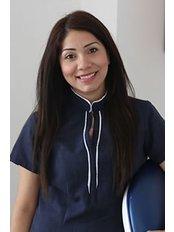 Dr Nina Caldera Alatorre - Dentist at Dentoamerica - Puerto Vallarta