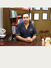 Dr. José Carlos Campos J. - Av. Tecnológico Sur 2, Col. Niños Héroes, Santiago de Querétaro, Querétaro de Arteaga, 76010,