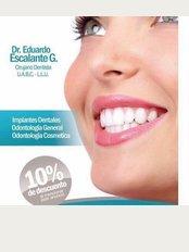 Clínica Dental Escalante - Avenida Brasil, Sanchez Taboada #1600-16 Zona Rio, Tijuana, Mexico, 22150,