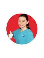 Miss Ana Velazquez - Staff Nurse at Clínica Dental Unión
