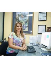 Mrs. Herlin Ojeda - Receptionist at Dental Implant Clinic