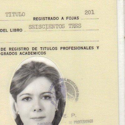 Dr Maite Moreno