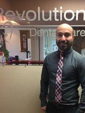 Mr Eric  Sigala - Administration Manager at Revolution Dental Care
