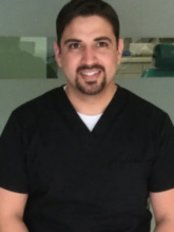 Dr Ivan Olivares -  at Tijuana Clinic For Cosmetic Dentistry