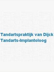 Tandartspraktijk van Dijck dental implantologist - Ginnekenweg 183, Breda, 4835NA,
