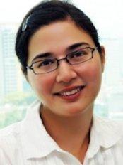 Dr  Akrum -  at G and E Dental - Rangiora