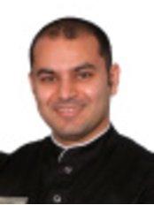 Dr Bashar Humadi - Dentist at The Hamilton Dental Centre