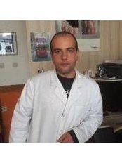 Mr Dusko Ristovski -  at Makedon Dent Tetovo