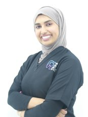 Dr Fatma Alaamri - Dentist at Asnan Lounge