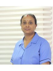 Mrs Monisha  Nair - Specialist Nurse at Kenz Dental & Orthodontic Centre