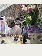 Royal Medical Center - Villa no. 1055, way no. 3033 behind al Sarooj. Next to VLCC, Qurum, Muscat, 115,