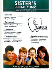 Sisters Beauty Center Laser & Dental Clinic - Vill no 1358 way no 2818 shatti al qurum, Muscat, Muscat, 143,