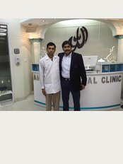 American Dental Clinic - House # 227-B, Sector F-10/3,  North Service Road, Islamabad,