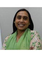 Ms Christina Yousaf - Practice Manager at Dr. Zia's Dental Care