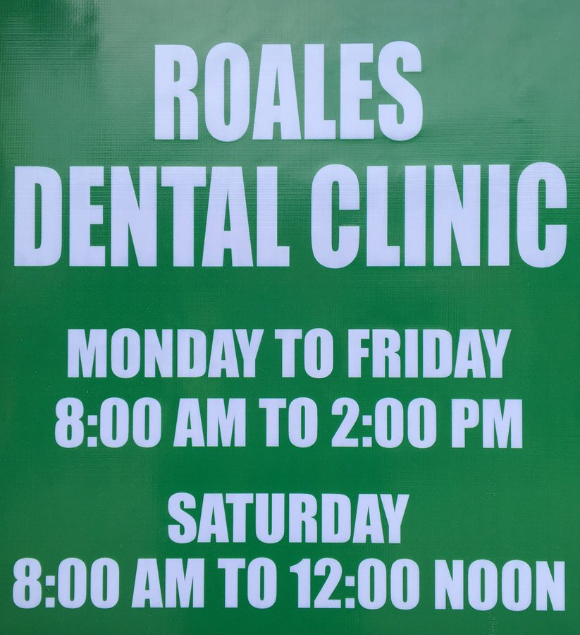Roales Dental Clinic Amp Laboratory In Davao City Philippines