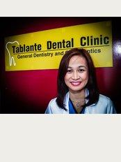 Tablante Dental Clinic Las Piñas - #52 Macopa Road, Agro Homes 1, Las Piñas City,