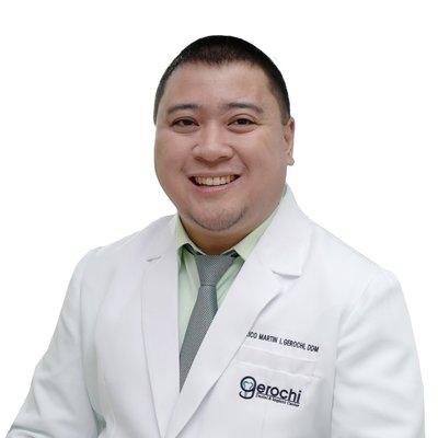 Dr Rico Martin Gerochi