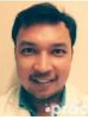 Dr Robert Izon Barrera -  at BARRERA-HERNANDEZ DENTAL CLINIC