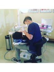 Dr Herzon Joaquin - Dentist at RHCJ Carmona Joaquin Dental clinic