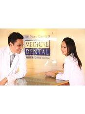 Dr Ross Jr. Ceniza - Dentist at Ceniza Medical Dental Clinic