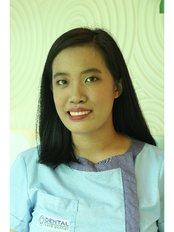 Ms Johanne Marie Valiente - Dental Hygienist at Dental Care Corner