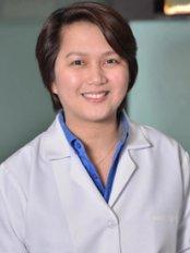 Dr Naty Dela Pena -  at Oasis Dental Care-Kamuning