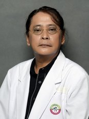 Dr Jerome Tecson -  at Philippine Dental Center