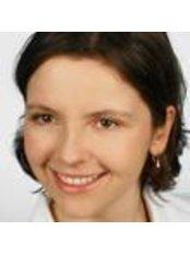 Ms Alice Tomecka -  at Pod Szyndzielnia Dental Clinic