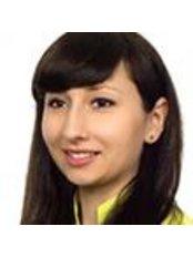 Ms Carolina Bernacka -  at Pod Szyndzielnia Dental Clinic