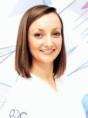 Ms Magda Stepien - Dental Hygienist at Cracow Dental Centre