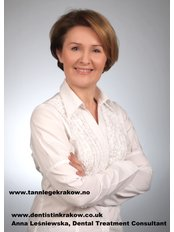 Ms Anna  Lesniewska - Administration Manager at DENTAL CARE & IMPLANT CENTER