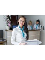Miss Patrycja Radwan - Reception Manager at Dentestetica