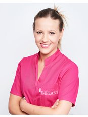 Ms Ewelina Pawlikowicz - Dental Auxiliary at Implantis Dental Clinic