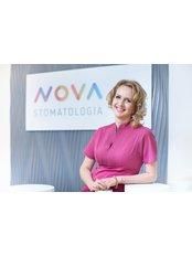 Dr Natalie Prysyazhna - Dentist at NOVA STOMATOLOGIA