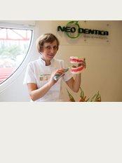 Neo Dentica - Szparagowa 10 Street, Lodz, 91211,