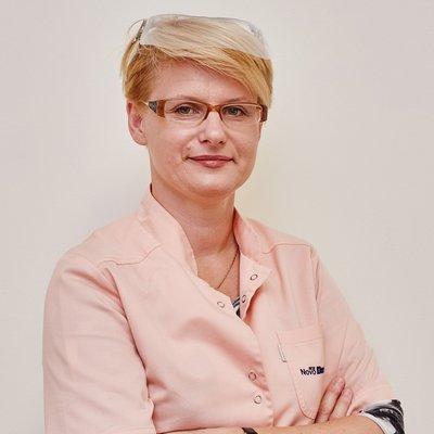 Dr Katarzyna Reczynska - Chrzanowska