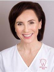 Dr. Ewa Sabiniewicz-Rokicka - Zahnärztin - Impressio-Med