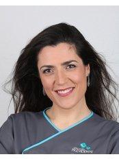 Miss Mara  Cabrita -  at Previdente Clinica Dentaria Unipessoal