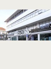 Malo Clinic Coimbra - Building