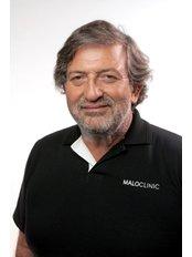 Dr António  Malo de Abreu - Practice Director at Malo Clinic Coimbra