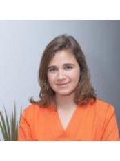 Dr Margarida Rainho - Physiotherapist at Centro Medico Dentario Almirante Reis