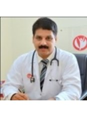 DR.Naseer Ali (Specialist Endodontist ) - Principal Dentist at Parco Healthcare