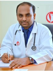 DR.Naufal Rizwan (Specialist Internal medicine ) - Doctor at Parco Healthcare