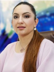 Dr Ana-Maria Mihalcea -  at Clinica Lyrdent Orhideea