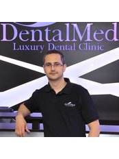 Dr Mihnea Constantin Velisarato - Oral Surgeon at DentalMed Luxury Dental Clinic