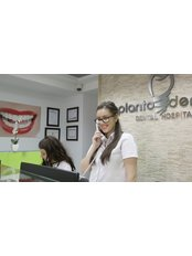 Miss Alina Dumitrache - Administration Manager at Implantodent Bucuresti
