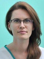 Dr Cristina Novac -  at Romanian Dental Tourism - Piata Amzei